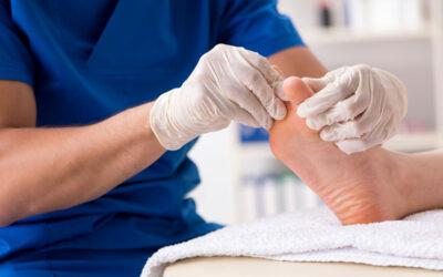 Common Elderly Foot Problems