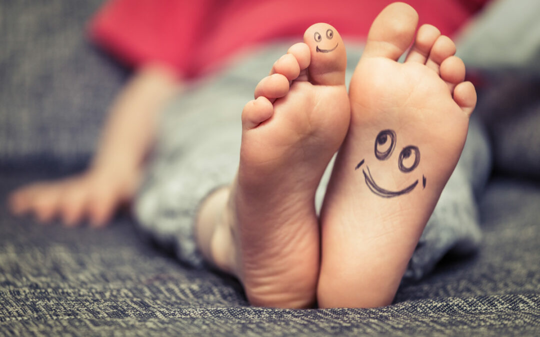 Podiatry Routine Foot Care Happy Feet